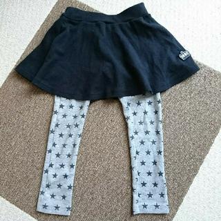 ベビードール(BABYDOLL)のBABYDOLL スカート付きレギンス 90cm(パンツ/スパッツ)