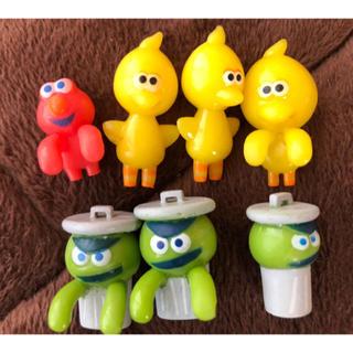 セサミストリート(SESAME STREET)のバスボムおもちゃ セサミストリート まとめ売り(キャラクターグッズ)