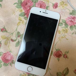simロック解除済み♡iPhone7 128GB ローズゴールド