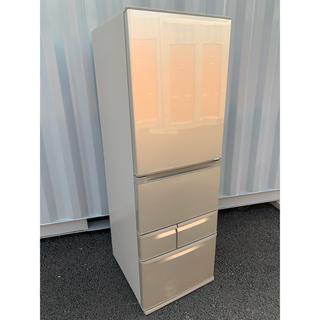 東芝 - TOSHIBA 東芝 冷凍冷蔵庫 自動製氷付 5ドア VEGETA 427L