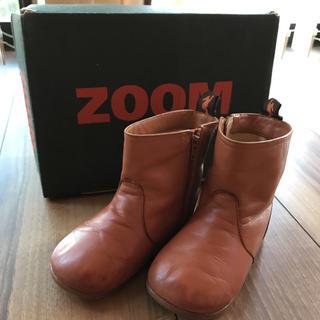 Zoom - ZOOM ソフトブーツ 14.5センチ