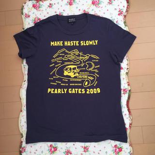 パーリーゲイツ(PEARLY GATES)のパーリーゲイツ  レディースTシャツ(ウエア)