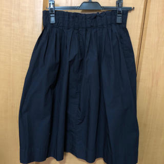 ムジルシリョウヒン(MUJI (無印良品))の無印良品  コットンスカート(ひざ丈スカート)