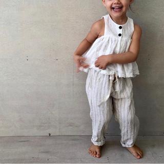 キャラメルベビー&チャイルド(Caramel baby&child )のhouseofpaloma チュニック(タンクトップ/キャミソール)