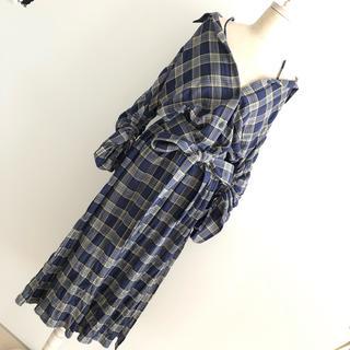 アウラアイラ(AULA AILA)のアウラ♡シャツ ワンピース♡(ロングワンピース/マキシワンピース)