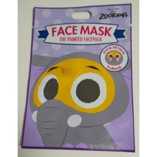 ディズニー(Disney)のディズニー ズートピア フェイスマスク(パック / フェイスマスク)