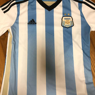 adidas - アルゼンチン サッカーユニホーム 150