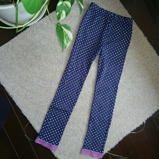 ナルミヤ インターナショナル(NARUMIYA INTERNATIONAL)のキッズスパッツ130サイズ(パンツ/スパッツ)
