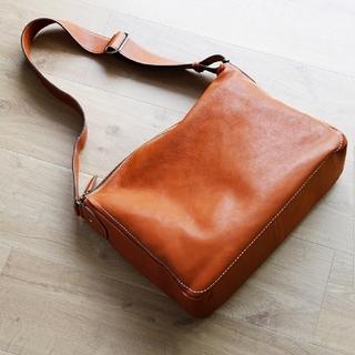 ツチヤカバンセイゾウジョ(土屋鞄製造所)の土屋鞄 オイルヌメソフトルーズショルダー(ショルダーバッグ)
