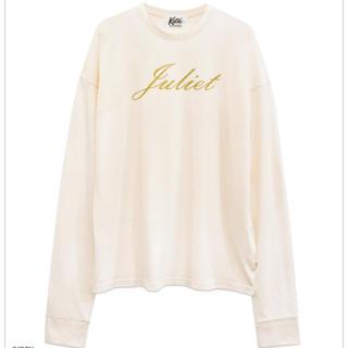 ケイティー(Katie)のKatie JULIET long tee(Tシャツ(長袖/七分))