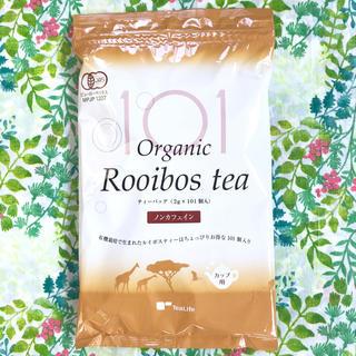 ティーライフ(Tea Life)のオーガニック ルイボスティー 2g × 101個入 カフェインレス(茶)