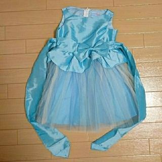 【新品・未使用】キッズドレス キャサリンコテージ ブルー