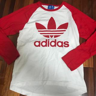 アディダス(adidas)のadidas originals Lサイズ(Tシャツ/カットソー(七分/長袖))
