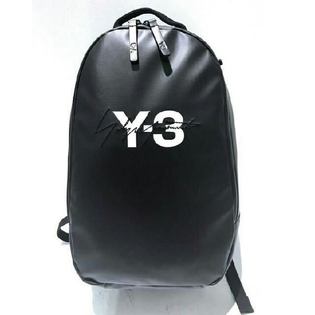 34aa7990e473 Y-3 - ヨウジヤマモト Y-3 LOGO リュック バッグ リュックサック バック ...