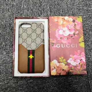 グッチ(Gucci)のGUCCI グッチ  iphoneケース   iphone7/8/X (iPhoneケース)