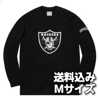 シュプリーム(Supreme)のSupreme Raiders/'47Thermal Mサイズ Black(Tシャツ/カットソー(七分/長袖))