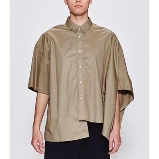 ジエダ(Jieda)のアシンメトリーシャツ サイズ2(Tシャツ/カットソー(半袖/袖なし))