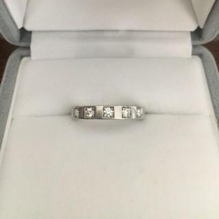 ブルガリ(BVLGARI)のブルガリ ダイヤモンド 5p マリーミー リング Pt950 5.4g(リング(指輪))