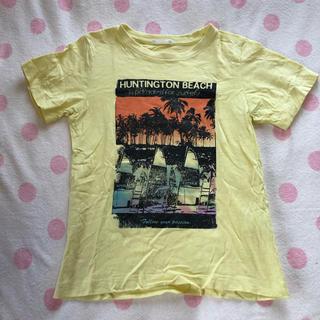 ジーユー(GU)のkids120 GU 半袖Tシャツ(Tシャツ/カットソー)