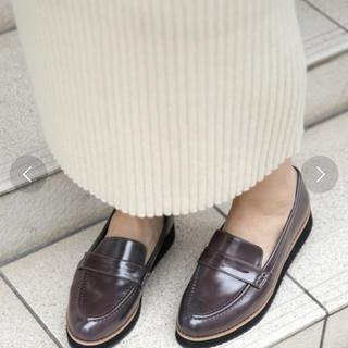 ナノユニバース(nano・universe)のローファー ナノユニバース(ローファー/革靴)