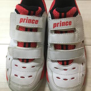 プリンス(Prince)のプリンス テニスシューズ  サイズ19(シューズ)