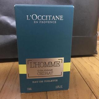 ロクシタン(L'OCCITANE)のロクシタン オードトワレ セドラオム(香水(男性用))
