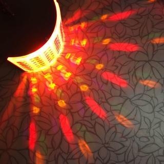 【新品1台】舞台照明 ステージライト LEDエフェクト照明器具 DMX512対応
