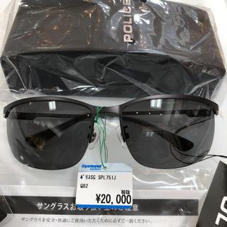 ポリス(POLICE)のPOLICE ポリス サングラス 正規品 SPL751J 0Q02 新品 未使用(サングラス/メガネ)