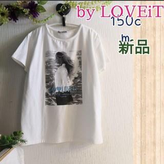 ナルミヤ インターナショナル(NARUMIYA INTERNATIONAL)の新品SALE 150cm女の子半袖Tシャツ バイラビット(Tシャツ/カットソー)