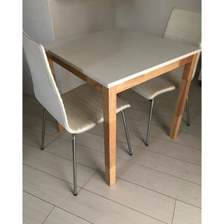 ニトリ(ニトリ)のニトリ 二人用テーブル (ダイニングテーブル)