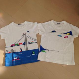 ファミリア(familiar)のファミリアTシャツ 2点セット(Tシャツ(半袖/袖なし))