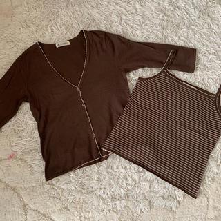 アリスバーリー(Aylesbury)のアリスバーリー/Tシャツ/キャミソール(Tシャツ(長袖/七分))