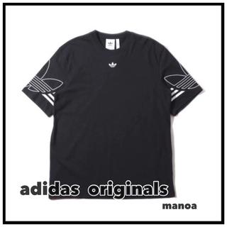adidas - ホワイト Mサイズ adidas originals ロゴTシャツ