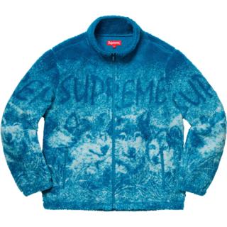 Supreme - 込み M Supreme Wolf Fleece Jacket