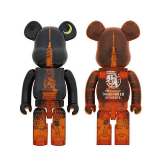 MEDICOM TOY - TOKYO TOWER BE@RBRICK 1000%