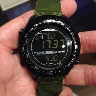 スント(SUUNTO)のスント エクスランダー(腕時計(デジタル))