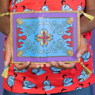 ディズニー(Disney)のアラジン パスポートケース(ポーチ)