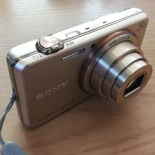 ソニー(SONY)のデジタルカメラ(コンパクトデジタルカメラ)