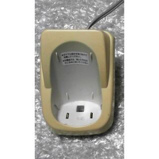 パナソニック(Panasonic)のパナソニック ファックス UF-NA500-W ワイヤレス子機用 充電台(その他 )