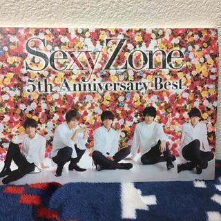 Sexy Zone 5th Anniversary Best ✩ 初回限定盤A