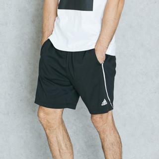 ナイキ(NIKE)のadidas メンズ ジャージハーフパンツ チェルシーショーツ XL 黒(ショートパンツ)