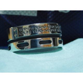 ドクターモンロー(Dr.MONROE)の新品未使用 ドクターモンロー メッセージリング 23号 アクセサリー(リング(指輪))