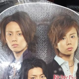 キスマイフットツー(Kis-My-Ft2)のキスマイ うちわ Kis-My-Ftに逢えるde Show 3(アイドルグッズ)