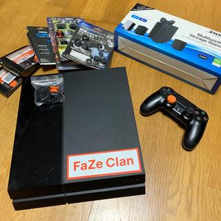 プレイステーション4(PlayStation4)のPS4本体 動作確認済み(家庭用ゲーム機本体)