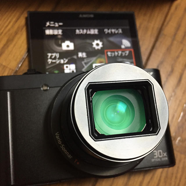 SONY(ソニー)のSONY Cyber-shot DSC-WX500 スマホ/家電/カメラのカメラ(コンパクトデジタルカメラ)の商品写真
