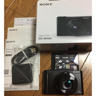 ソニー(SONY)のSONY Cyber-shot DSC-WX500(コンパクトデジタルカメラ)