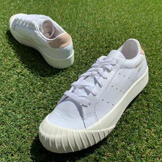アディダス(adidas)の美品23 adidas EVERYN W アディダス B29(スニーカー)