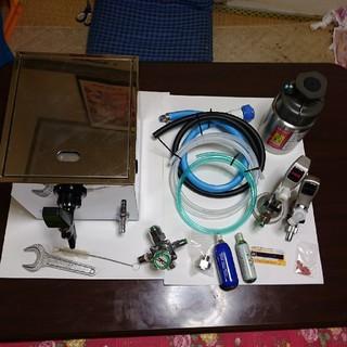 ニットク 氷冷式ビールサーバー CP-2 フルセット(アルコールグッズ)