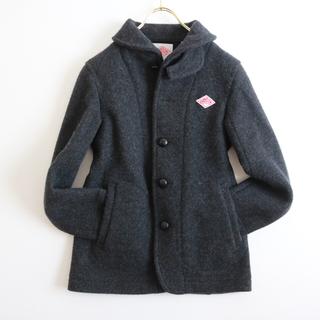 DANTON - 【DANTON】ウールコート ジャケット 日本製 34☆