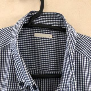 ジーユー(GU)のguワイシャツ(シャツ)